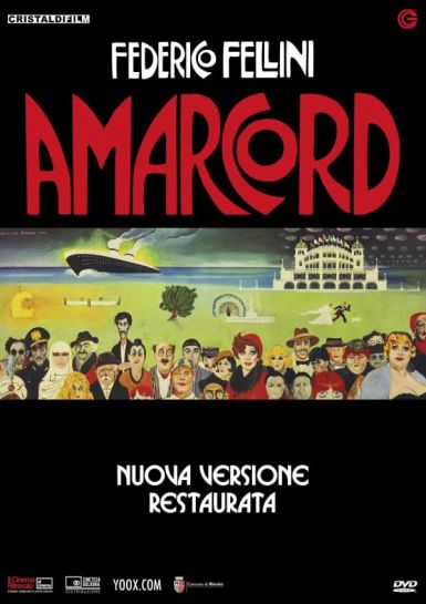 amarcord cover