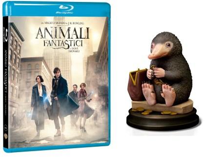 Animali fantastici Blu-ray edizione speciale
