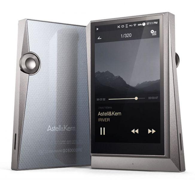Astell&Kern: riproduttori portatili hi-res per pochi