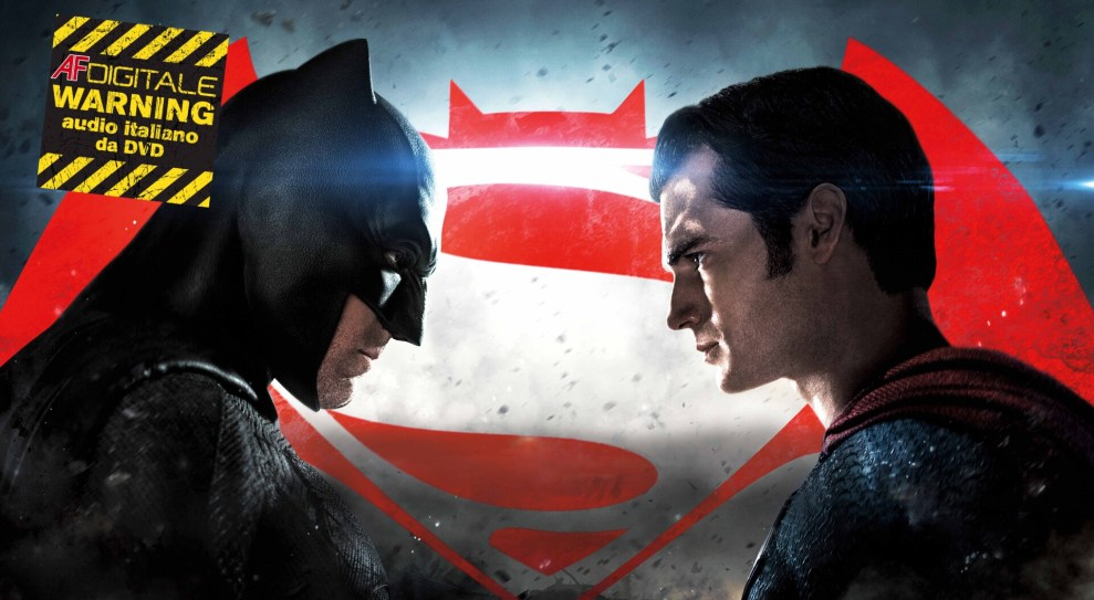 Batman v Superman – Dawn of Justice