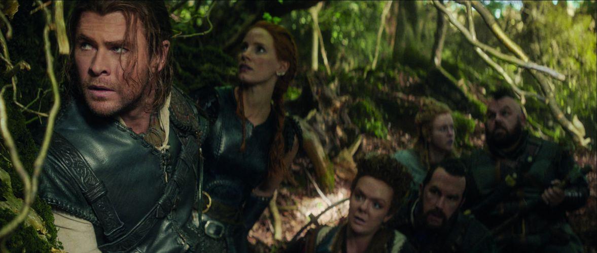Il cacciatore e la regina di ghiaccio [Blu-ray]