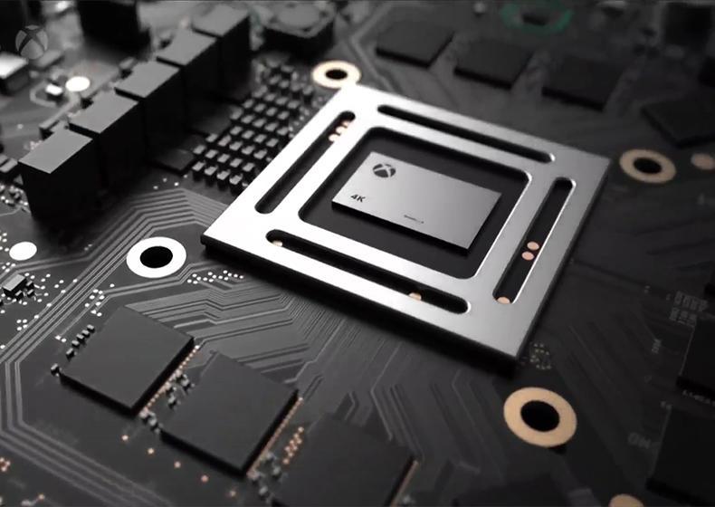 Console: PlayStation 4 Neo sfida Xbox One Scorpio
