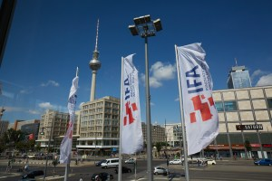 IFA 2016 apertura fiera
