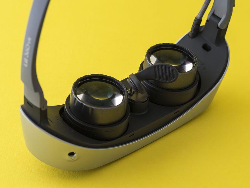 Realtà virtuale LG 360VR qualità