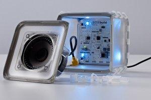 Speaker Cube è un progetto Bose