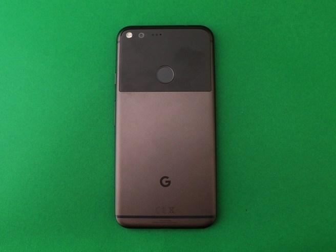 google pixel xl 9