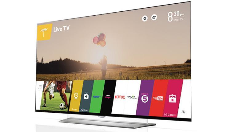 Il nuovo TV OLED 65EF950V di LG è pienamente compatibile con l'HDR
