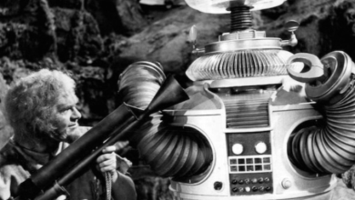 Robots Dans Les Séries