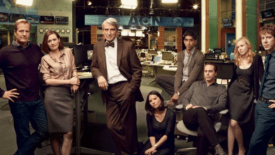 Photo de Newsroom (the)