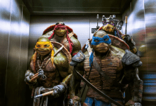 Photo of Ninja Turtles