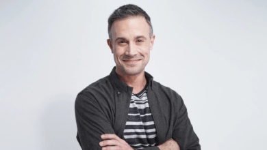 Photo of Freddie Prinze Jr. ex-mari de Punky Brewster