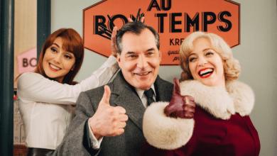 Photo of Alice, Marlène et Swan quittent les Petits Meurtres…