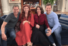 Photo of Une [spoiler] dans le trailer de la saison finale de Will & Grace
