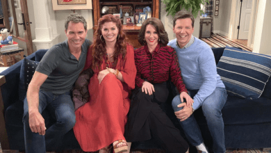 Photo de Une [spoiler] dans le trailer de la saison finale de Will & Grace