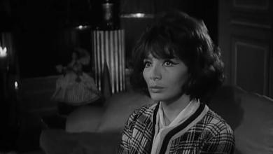 Juliette Gréco dans Belphégor