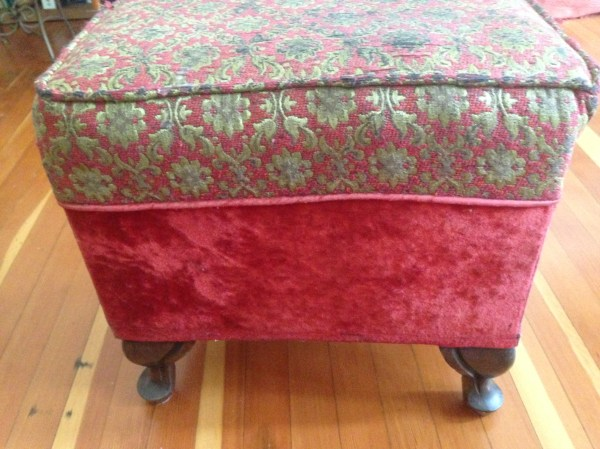 Funky Vintage Ottoman Trade Afeatherway Innovations
