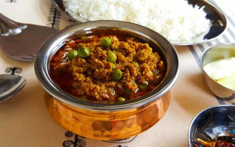 Classic Keema Matar - Afelia's Kitchen