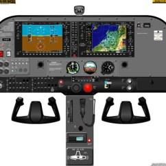 Cessna 172 Dashboard Diagram 3 Way Wire Cockpit Chart Www Picswe Com Skyhawk Poster Jpg 500x464