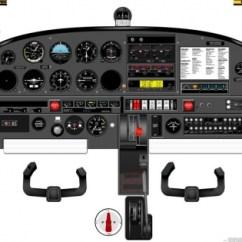 Cessna 406 Diagram 110cc Wiring Quad 152 Instrument Panel Airplane ~ Elsavadorla