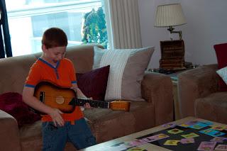 Music, When Needed