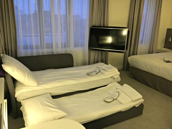Novotel suites the Hague