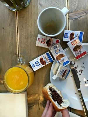 Hageslag breakfast