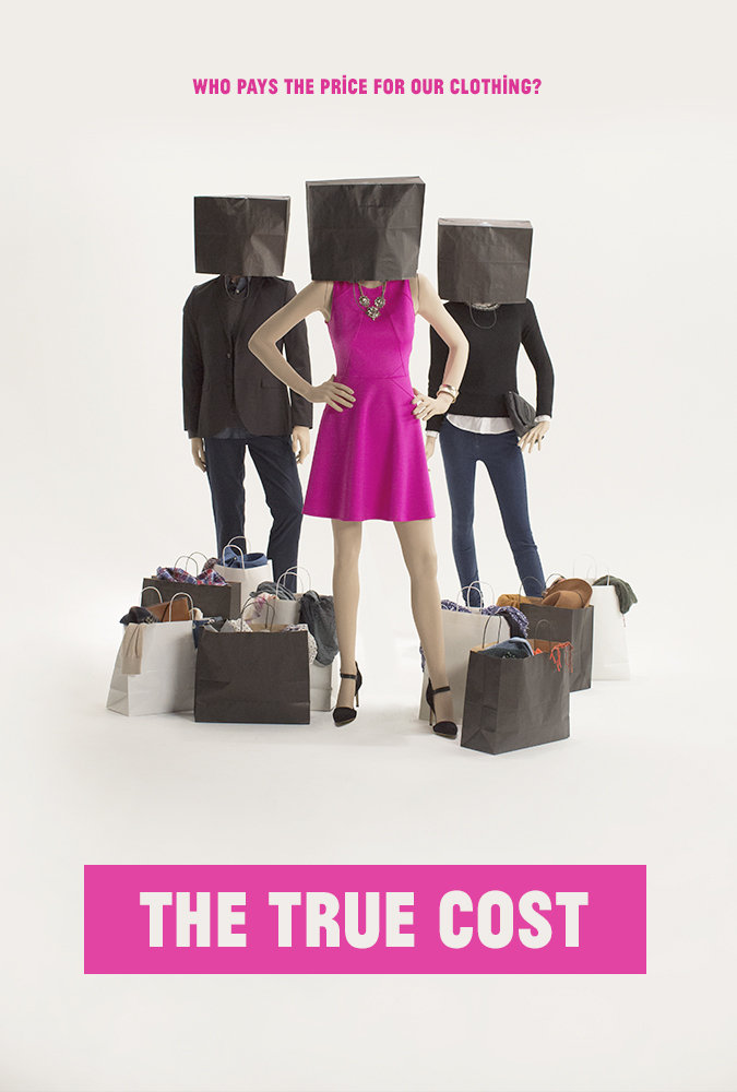"Affiche du film ""The True Cost"""