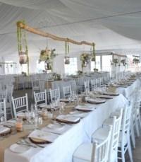 Muskoka Wedding Tent Rental