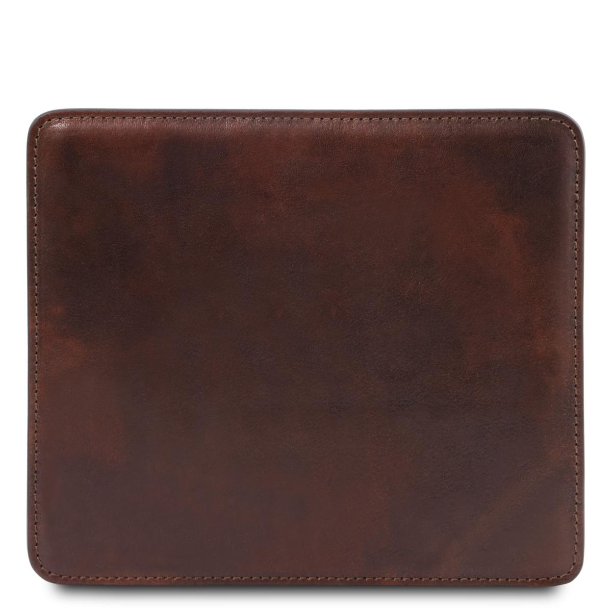 tapis de souris cuir luxe tuscany leather