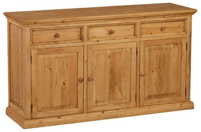 les meubles en pin de votre discounteur