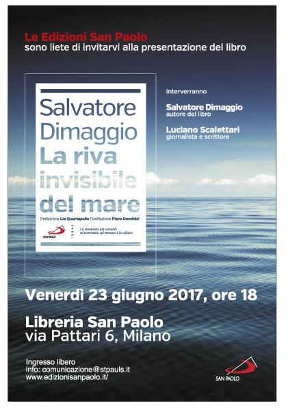 Locandina presentazione del 23 giugno a Milano