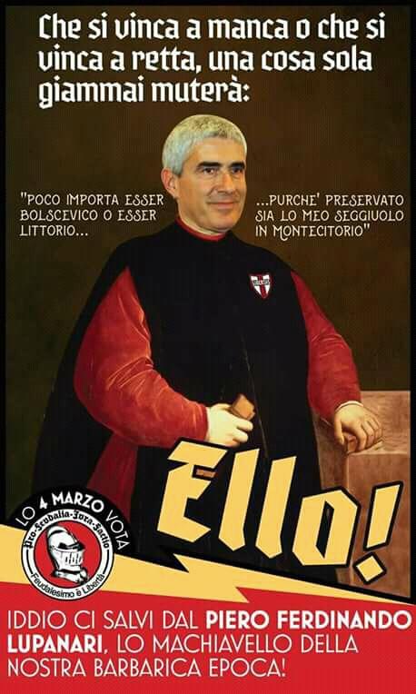 4 Elezioni 2018 Pierferdinando Casini