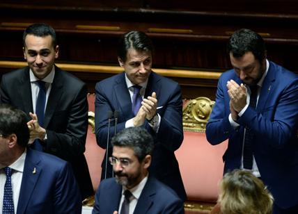 Sondaggi, Lega al 33%. Governo Lega-M5S cresce. Pd e FI.. SONDAGGIO POLITICO