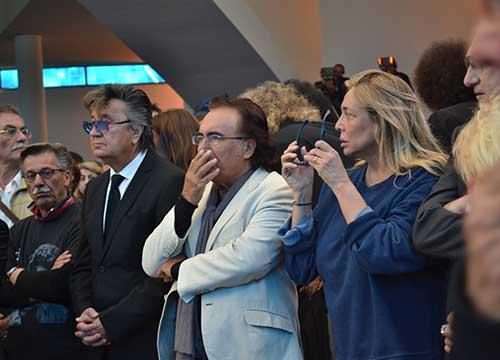 ll Divino Amore saluta Little Tony Folla Ferrari vip e note di cuore matto  Affaritalianiit