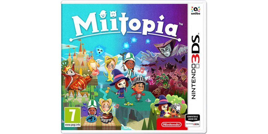 Miitopia  Nintendo 3DS per 1999 Amazon Prime