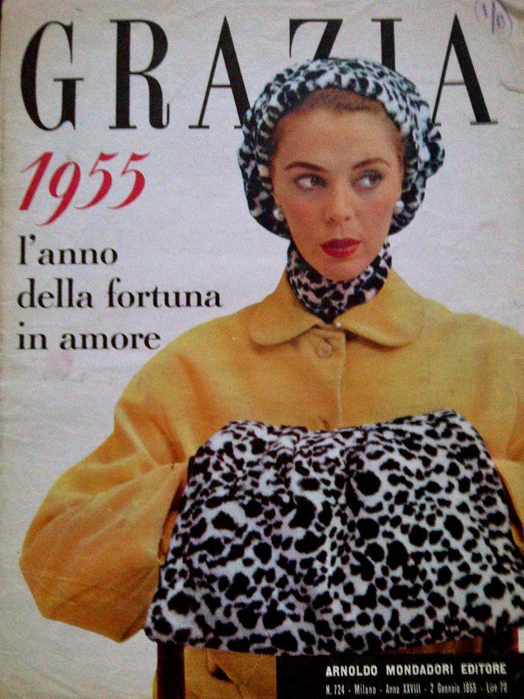 80 anni di Grazia  AFFASHIONATECOM