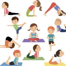 Ateliers du samedi: Découverte du Yoga