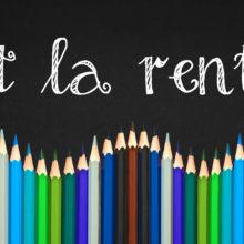Vive la rentrée en français!  Les cours commencent à partir de lundi 26 août dans 4 écoles de Bâle: Peters, Neubad, Gotthelf-Gottfried Keller, et la Swiss International School.