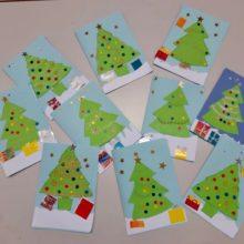 Belle participation au projet FLAM Monde: des cartes de voeux pour des fêtes solidaires!