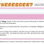 Follow Redirects with WhereGoes
