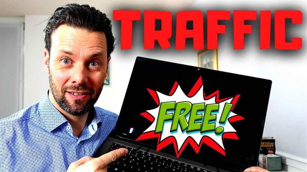 5 GRATIS Traffic Quellen für Affiliate Marketing - Quora, eBooks,Youtube, Blog, TikTok