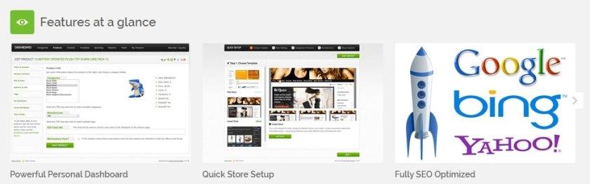 Fresh Store Builder-Expert choice- features