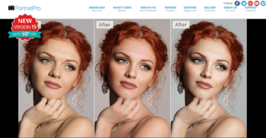 Portrait Pro software Discount Codes