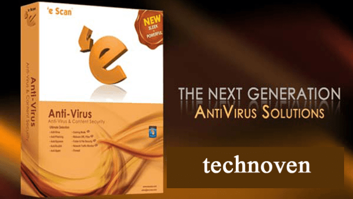 eScan Antivirus review