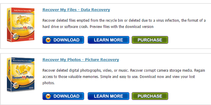 Recover My Files