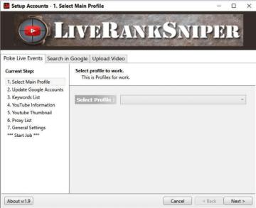 live-rank-sniper-profile-setup