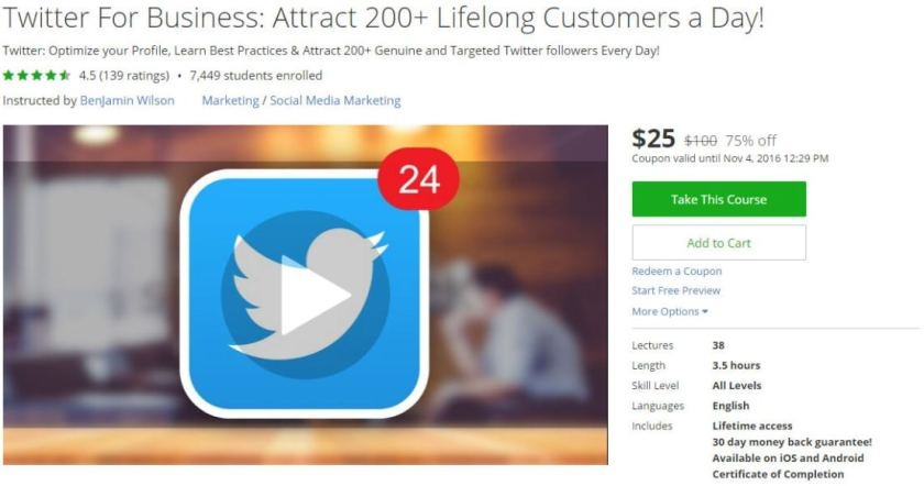 Twitter For Business Attract 200 Lifelong Customers a Day