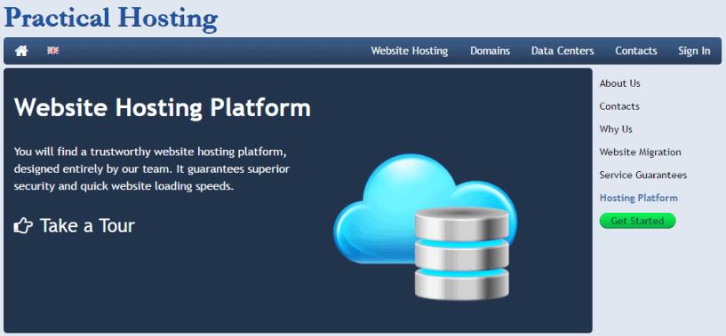 practical hosting- Best Web Hosting Providers In Dubai UAE