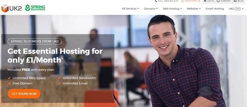 UK2 Hosting- Best Web Hosting Providers In Europe