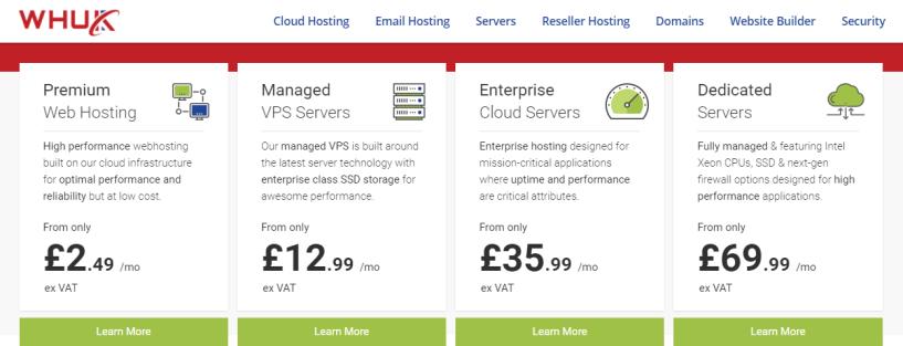 web hosting uk- Best Web Hosting Providers In Europe